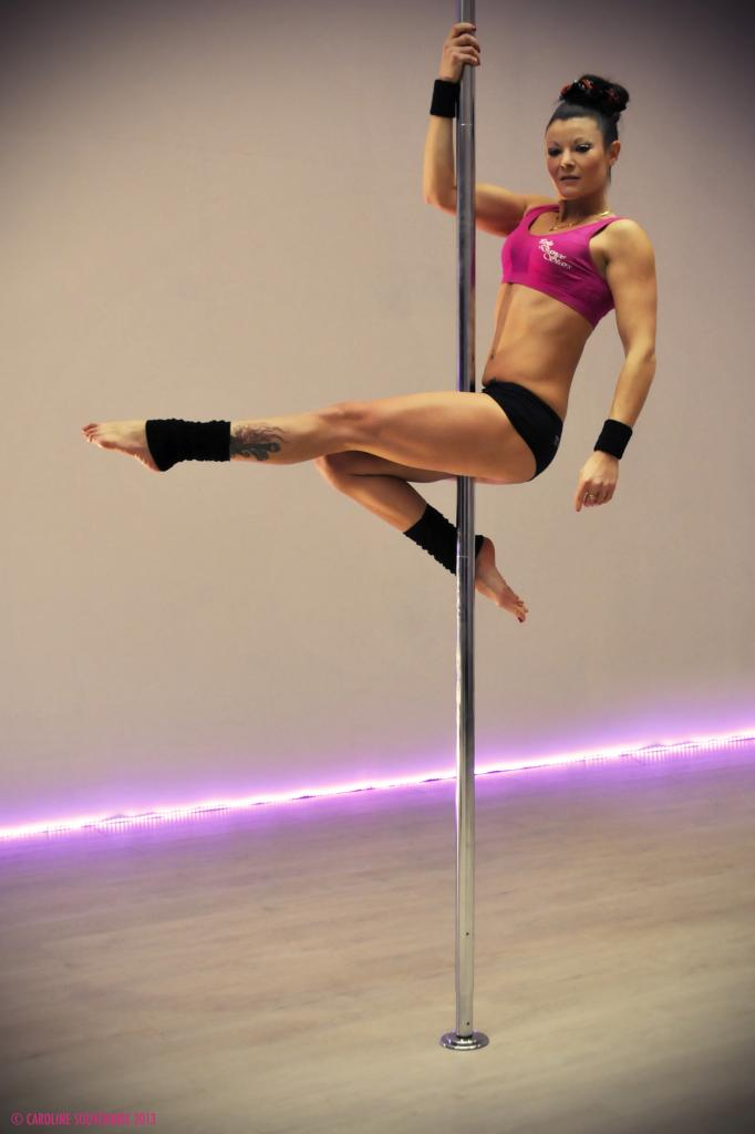 pole dance un ou une