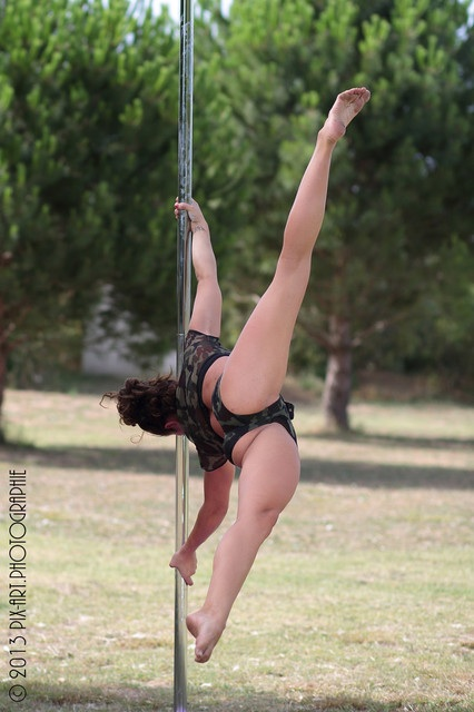 Pole Nature Pole Dance stars